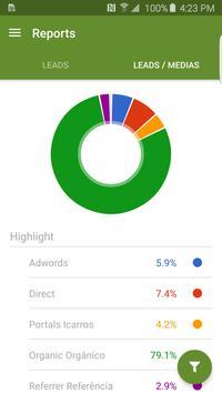Reweb CRM Marketing screenshot 5