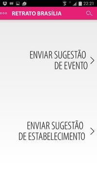 Retrato Brasília screenshot 5