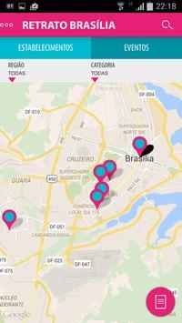 Retrato Brasília screenshot 9