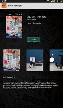 Revista Ambientes poster