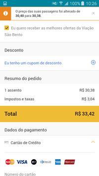 Viação São Bento screenshot 4