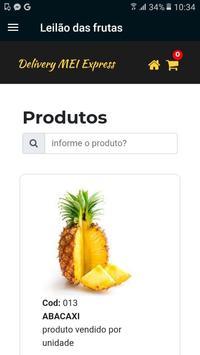 Leilão das Frutas screenshot 4