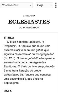 Biblia Fiel Slide screenshot 3