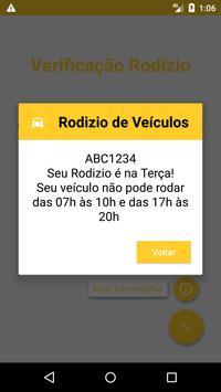 Rodízio de Veículos da Cidade de São Paulo screenshot 4