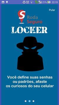 RodaSeguro Locker apk screenshot