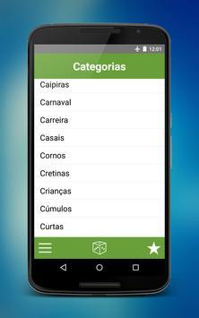 Piadas Brasil apk screenshot