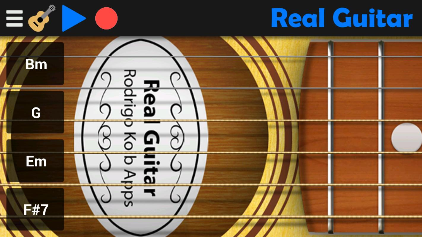 real guitar apk download free music game for android. Black Bedroom Furniture Sets. Home Design Ideas