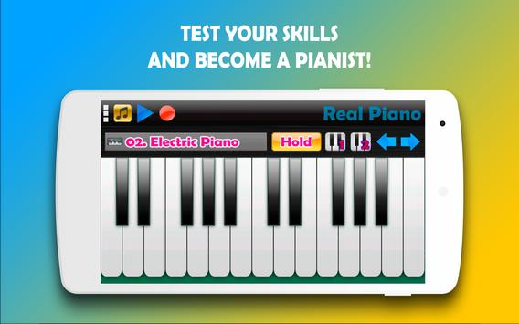 Real Piano The Best Piano Simulator Apk Download Free Music