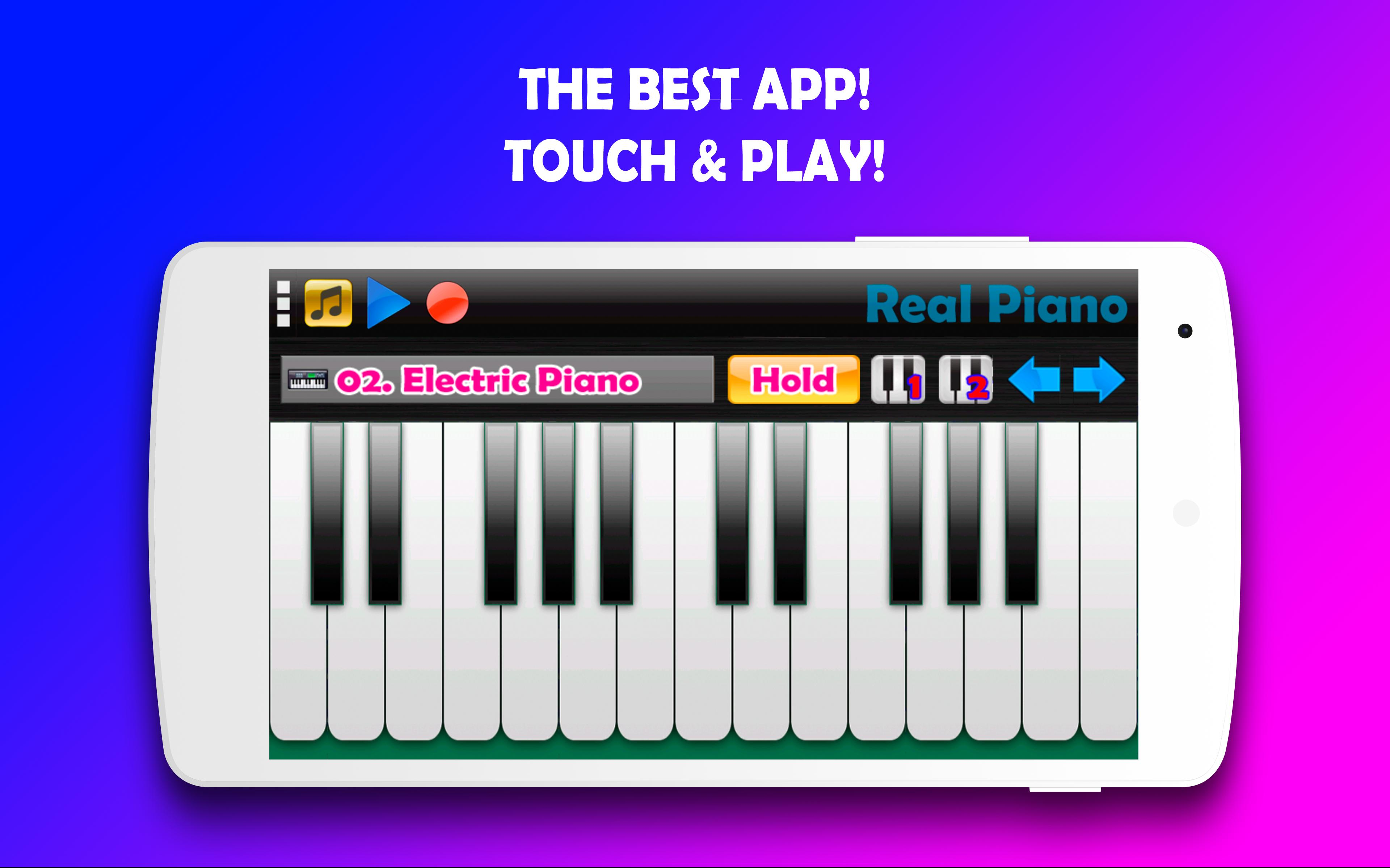 Real Piano for Android - APK Download
