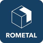 Rometal icon