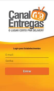 Canal de Entregas (Lojista) poster