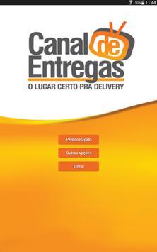 Canal de Entregas (Lojista) apk screenshot
