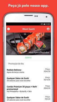 West Sushi poster
