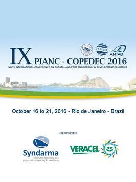 PIANC COPEDEC 2016 screenshot 4