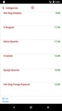 C Q Sab Lanches screenshot 2