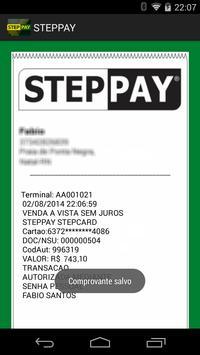 StepPAY apk screenshot