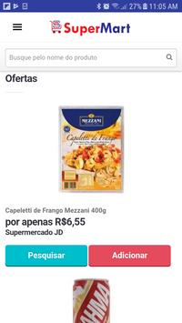 Supermart Supermercados poster