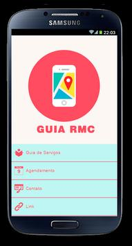 Guia RMC poster
