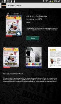 Revista Suplementação apk screenshot