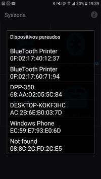 Syszona Pdv TS apk screenshot