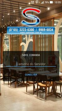 S@fe Comanda poster