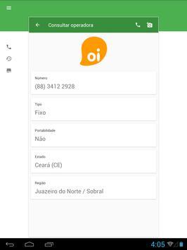 Consulta Operadora apk screenshot