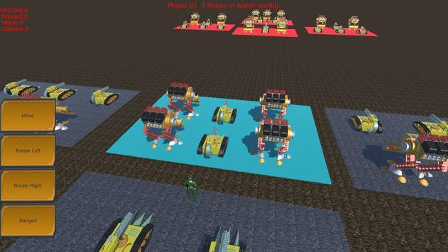 OneDroid A.I. Uprising screenshot 4