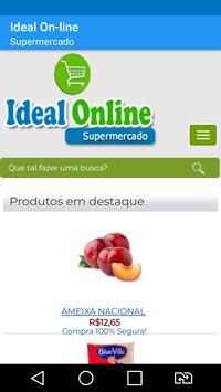 Ideal-Online Supermercado screenshot 1