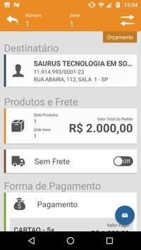 Saurus Pedidos screenshot 6