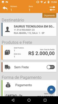 Saurus Pedidos screenshot 6