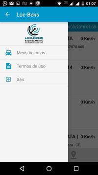 LOC BENS Rastreamento screenshot 1