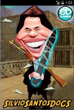 Silvio Santos do CS poster