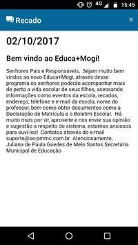 Educa+Mogi screenshot 5
