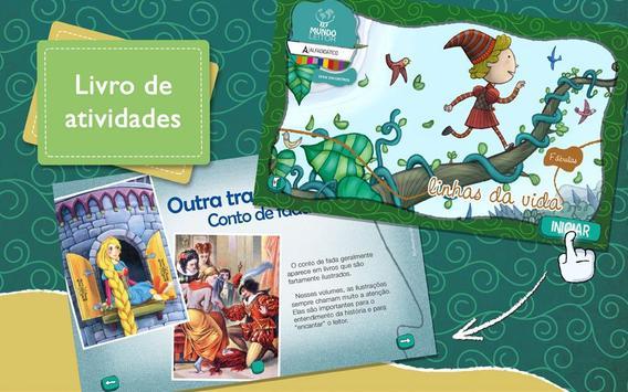Mundo Leitor - Fábulas poster
