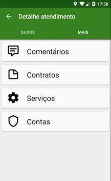 Controll Atendimento apk screenshot
