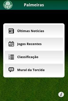 Palmeiras Mobile poster
