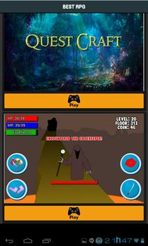 Best games RPG apk screenshot