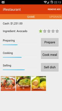iRestaurant- Free idle clicker apk screenshot