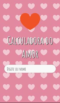 Love calculator poster