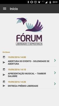 Fórum Liberdade e Democracia apk screenshot