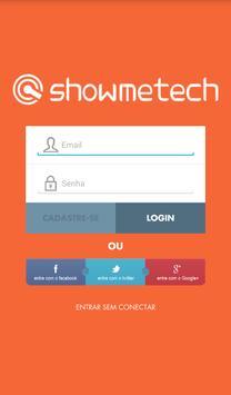 Showmetech poster