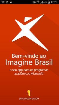 Imagine Brasil poster