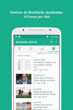 Brasileirão 2017 Série B screenshot 3