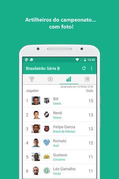 Brasileirão 2017 Série B screenshot 2