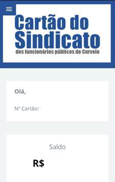 SindCurvelo Mobile screenshot 1