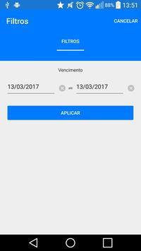 Pedidos BNS screenshot 2