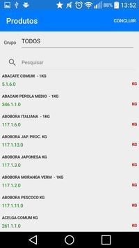 Pedidos BNS screenshot 4