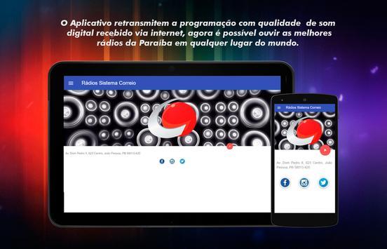 Rádio Correio do Vale AM screenshot 3