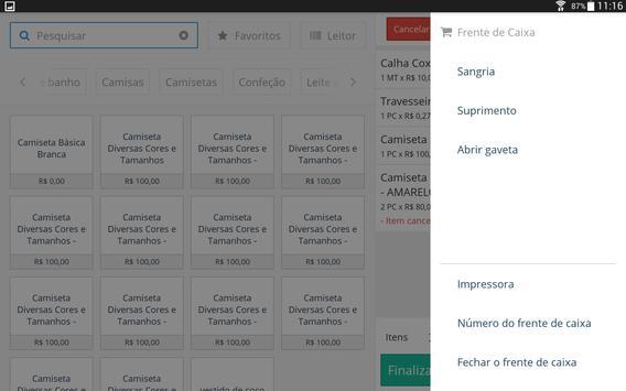 Hiper Frente de Caixa apk screenshot
