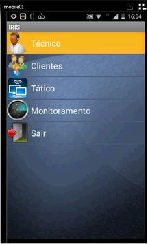 Iris Operacional screenshot 2